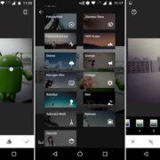 Migliori Apps Android per scattare Foto
