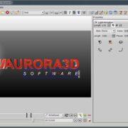 Software per la creazione di animazioni tridimensionali