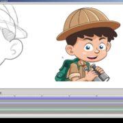 Programmi gratuiti per creare animazioni in 2D (cartoni animati)