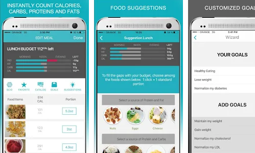 Migliori Apps per seguire una dieta